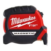Magnetic Tape Measure 8 m - 26 ft / 27 - 1pc