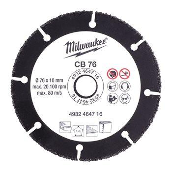 Carbide Blade 76 mm