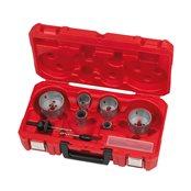 Contractor Holesaw Set - 10pc