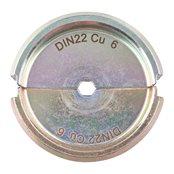 DIN22 Cu 6 - 1pc