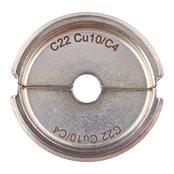 C22 Cu 10/C4 - 1pc