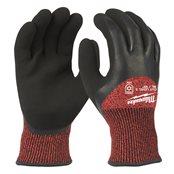 Winter Gloves Cut Level 3 -XL/10 -1pc