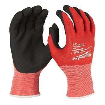 Cut Level 1 Dipped Gloves