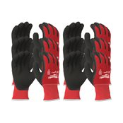12 Pack Winter Cut Level 1  Gloves-M/8