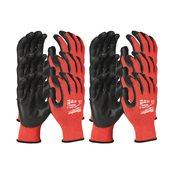 12 Pack Cut Level 3  Gloves-M/8