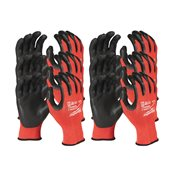 12 Pack Cut Level 3  Gloves-XL/10
