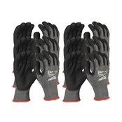 12 Pack Cut Level 5  Gloves-XL/10