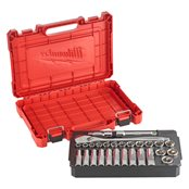 1/2 Metric Ratchet + Socket Set