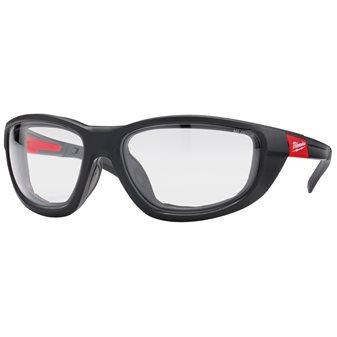 PREMIUM Schutzbrille mit Schaumstoffauflage