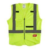 High-Visibility Vest Yellow - L/XL