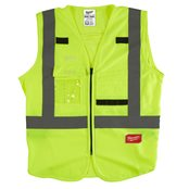 High-Visibility Vest Yellow - L/XL