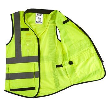 Premium High-Visibility Vest