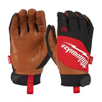Hybrid Leather Gloves