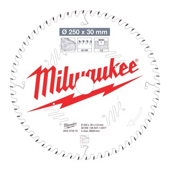 Circular saw blades for mitre saws Gen II