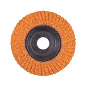 Flap discs CERA TURBO 115 mm / Grit 40