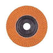 Flap discs CERA TURBO 125 mm / Grit 80