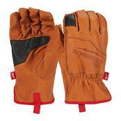Leather Gloves - 10/XL