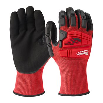 Impact Cut Level 3 Gloves