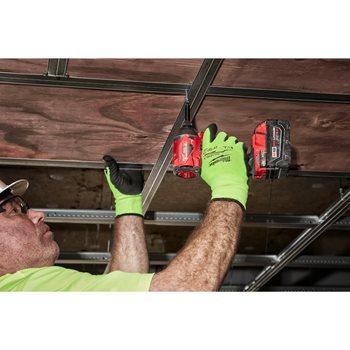 Hi-Vis Cut Level 3 Gloves