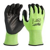 Hi-Vis Cut Level 3 Gloves -11/XXL
