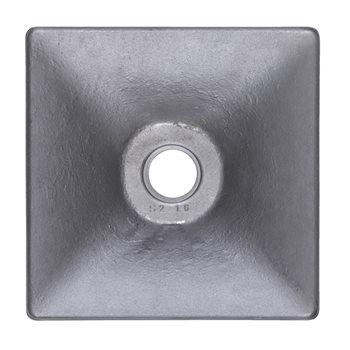 28mm Hex Tamping Plate Gen 2