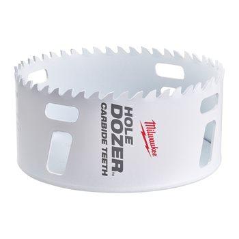 Hole Dozer Holesaws with Carbide Teeth