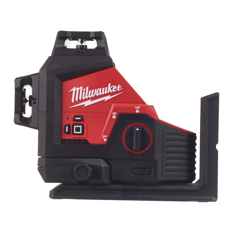 MILWAUKEE M12 3PL-0C Aku laserski nivelir s 3 linije od  360° bez akumulatora